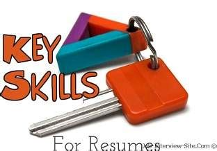 Resume Sections Career Services